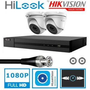 HILOOK DVR-204G THC-T120 1080P CAMERA