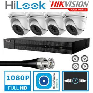 Hilook 1080p kit