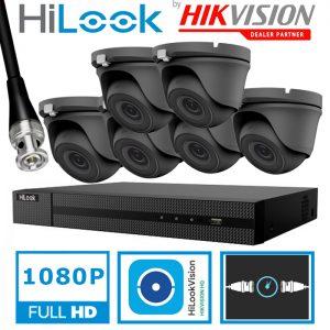 HILOOK DVR204G-6xAT120FG GREY