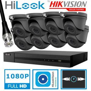 HILOOK DVR204G-8xAT120FG